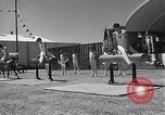 Image of 22nd Swiss American Gymnastics San Francisco California USA, 1954, second 7 stock footage video 65675030300