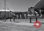 Image of 22nd Swiss American Gymnastics San Francisco California USA, 1954, second 8 stock footage video 65675030300