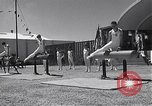 Image of 22nd Swiss American Gymnastics San Francisco California USA, 1954, second 9 stock footage video 65675030300