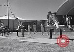 Image of 22nd Swiss American Gymnastics San Francisco California USA, 1954, second 10 stock footage video 65675030300