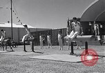 Image of 22nd Swiss American Gymnastics San Francisco California USA, 1954, second 11 stock footage video 65675030300