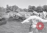 Image of World Jeeping Championship Yakima Washington USA, 1954, second 7 stock footage video 65675030302