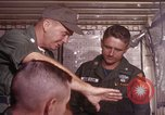 Image of United States Air Force personnel Vietnam, 1966, second 8 stock footage video 65675030306