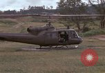 Image of UH 1D helicopter Vietnam, 1966, second 9 stock footage video 65675030314