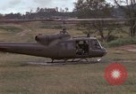 Image of UH 1D helicopter Vietnam, 1966, second 10 stock footage video 65675030314