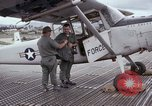 Image of O 1E aircraft Vietnam, 1966, second 4 stock footage video 65675030325
