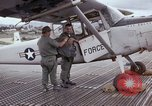 Image of O 1E aircraft Vietnam, 1966, second 5 stock footage video 65675030325