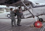 Image of O 1E aircraft Vietnam, 1966, second 7 stock footage video 65675030325