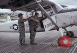 Image of O 1E aircraft Vietnam, 1966, second 10 stock footage video 65675030325
