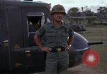 Image of Major General John Norton Vietnam, 1966, second 9 stock footage video 65675030326