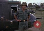 Image of Major General John Norton Vietnam, 1966, second 12 stock footage video 65675030326