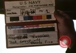 Image of Russian Z Class submarines Caribbean, 1970, second 4 stock footage video 65675030342