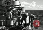 Image of USS Frament DE-677 Atlantic Ocean, 1943, second 10 stock footage video 65675030348
