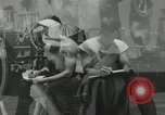 Image of Shakedown task force Atlantic Ocean, 1943, second 1 stock footage video 65675030349