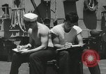 Image of Shakedown task force Atlantic Ocean, 1943, second 6 stock footage video 65675030349