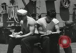 Image of Shakedown task force Atlantic Ocean, 1943, second 7 stock footage video 65675030349