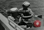 Image of Shakedown task force Atlantic Ocean, 1943, second 10 stock footage video 65675030349