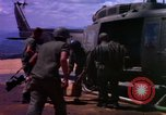 Image of 13th 41st 54th Signal Battalion Ankhe South Vietnam, 1966, second 9 stock footage video 65675030370
