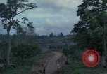 Image of 1st cavalry Division tent area Ankhe South Vietnam, 1965, second 11 stock footage video 65675030375
