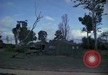 Image of Division Tactical Operations Center Ankhe South Vietnam, 1965, second 8 stock footage video 65675030376