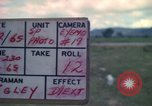 Image of C-123 aircraft Ankhe South Vietnam, 1965, second 1 stock footage video 65675030377