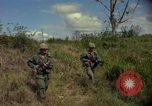 Image of American 1st Cavalry Division Ankhe South Vietnam, 1967, second 7 stock footage video 65675030380