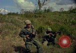 Image of American 1st Cavalry Division Ankhe South Vietnam, 1967, second 9 stock footage video 65675030380
