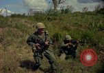 Image of American 1st Cavalry Division Ankhe South Vietnam, 1967, second 10 stock footage video 65675030380