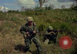 Image of American 1st Cavalry Division Ankhe South Vietnam, 1967, second 11 stock footage video 65675030380