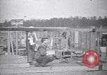 Image of German prisoners Fort Oglethorpe Georgia USA, 1918, second 2 stock footage video 65675030399
