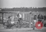 Image of German prisoners Fort Oglethorpe Georgia USA, 1918, second 4 stock footage video 65675030399
