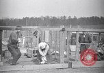 Image of German prisoners Fort Oglethorpe Georgia USA, 1918, second 6 stock footage video 65675030399
