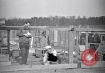 Image of German prisoners Fort Oglethorpe Georgia USA, 1918, second 7 stock footage video 65675030399