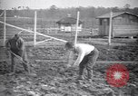 Image of German prisoners Fort Oglethorpe Georgia USA, 1918, second 3 stock footage video 65675030400