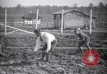Image of German prisoners Fort Oglethorpe Georgia USA, 1918, second 7 stock footage video 65675030400