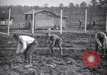 Image of German prisoners Fort Oglethorpe Georgia USA, 1918, second 11 stock footage video 65675030400