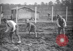 Image of German prisoners Fort Oglethorpe Georgia USA, 1918, second 12 stock footage video 65675030400