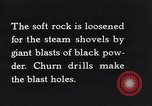 Image of Churn drill Ruth Nevada USA, 1927, second 4 stock footage video 65675030405