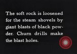 Image of Churn drill Ruth Nevada USA, 1927, second 7 stock footage video 65675030405