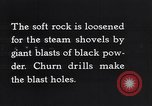 Image of Churn drill Ruth Nevada USA, 1927, second 10 stock footage video 65675030405