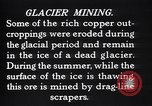 Image of glacier mining Kennecott Alaska USA, 1927, second 6 stock footage video 65675030415