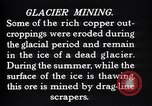 Image of glacier mining Kennecott Alaska USA, 1927, second 11 stock footage video 65675030415