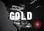 Image of gold mining British Columbia, 1928, second 8 stock footage video 65675030437