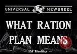 Image of War Rationing United States USA, 1917, second 4 stock footage video 65675030442