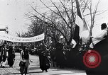 Image of womens suffrage parade Washington DC USA, 1913, second 12 stock footage video 65675030443