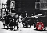 Image of Streets of New York City New York United States USA, 1905, second 8 stock footage video 65675030447