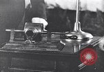 Image of tinfoil phonograph United States, 1928, second 7 stock footage video 65675030451