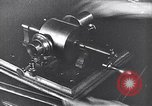 Image of tinfoil phonograph United States, 1928, second 15 stock footage video 65675030451
