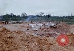 Image of American Forces withdrawing from Fire Support Base Myron Cambodia, 1970, second 12 stock footage video 65675030456