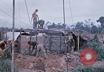 Image of 199th Light Infantry Brigade dismantles Fire Base Myron Cambodia, 1970, second 11 stock footage video 65675030459